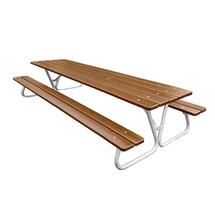 Piknikový stůl, 2900x1300x600 mm