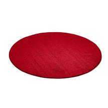 Kulatý koberec Kalle, Ø1500 mm, červený