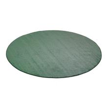 Kulatý koberec Kalle, Ø2500 mm, zelený