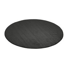 Kulatý koberec Kalle, Ø4000 mm, tmavě šedý