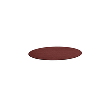 Kulatý koberec Adam, Ø 2000 mm, červená