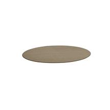 Kulatý koberec Adam, Ø 2500 mm, béžová