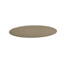 Kulatý koberec Adam, Ø 3000 mm, béžová
