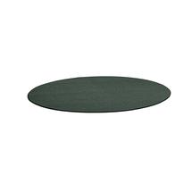 Kulatý koberec Adam, Ø 3000 mm, zelená