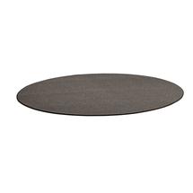 Kulatý koberec Adam, Ø 3500 mm, písková