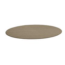 Kulatý koberec Adam, Ø 3500 mm, béžová