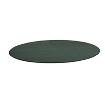 Kulatý koberec Adam, Ø 3500 mm, zelená
