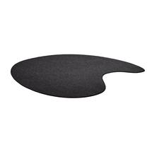 Koberec Leon, 2000x2000 mm, černý