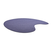 Koberec Leon, 2000x2000 mm, fialový