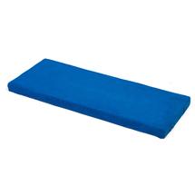 Potah na matraci, modrý