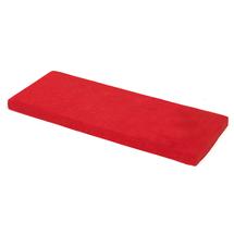 Potah na matraci, červený