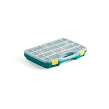 Plastový organizér, 338x290x61 mm, 21 přepážek