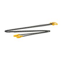 Řetězové vazáky dvoupramenné, Ø 6 mm, 1600 kg, 3000 mm