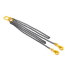 Řetězové vazáky dvoupramenné, Ø 8 mm, 2800 kg, 3000 mm