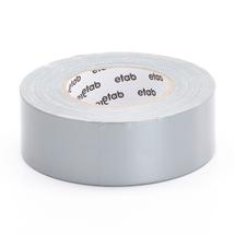 Lepicí páska, stříbrná, 50 mm x 50 m, 24 ks