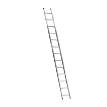 Hliníkový žebřík, 13 příček, výška 4000 mm