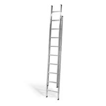 Výsuvný žebřík, 2x9 příček, výška 5000 mm