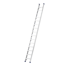 Regálový žebřík, 15 příček, výška 4020 mm